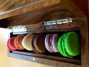 Manchester House macaroons