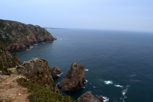 Cabo da Roca. The most western point in mainland Europe offers amazing views, although some of the coastal paths are best avoided if you're afraid of heights!