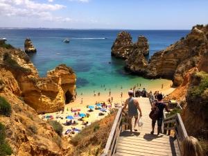 Praia do Camilo,