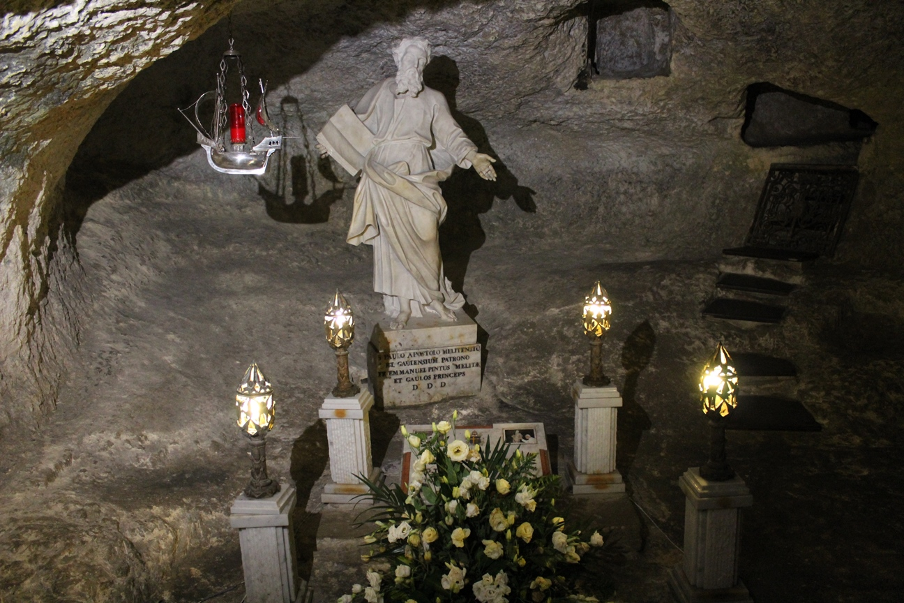 St Paul's Grotto