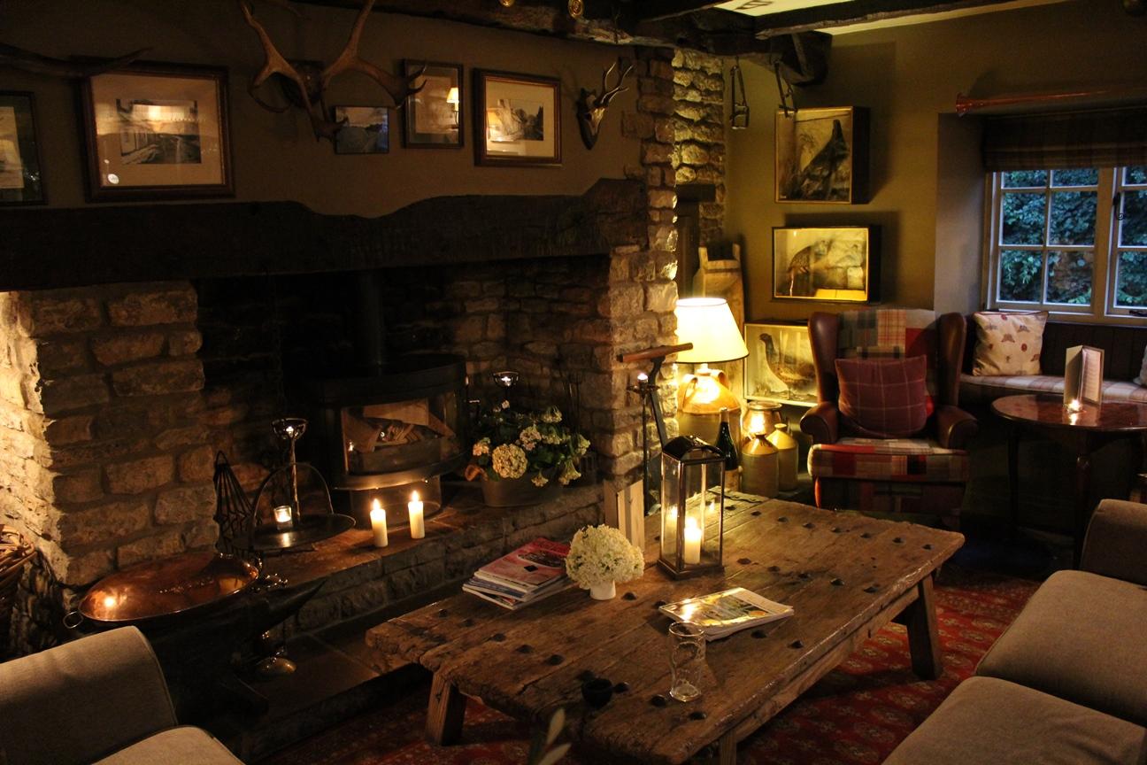 The Pheasant Lounge