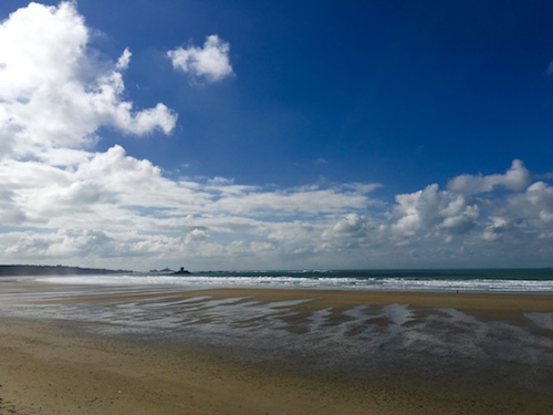 Jersey beaches